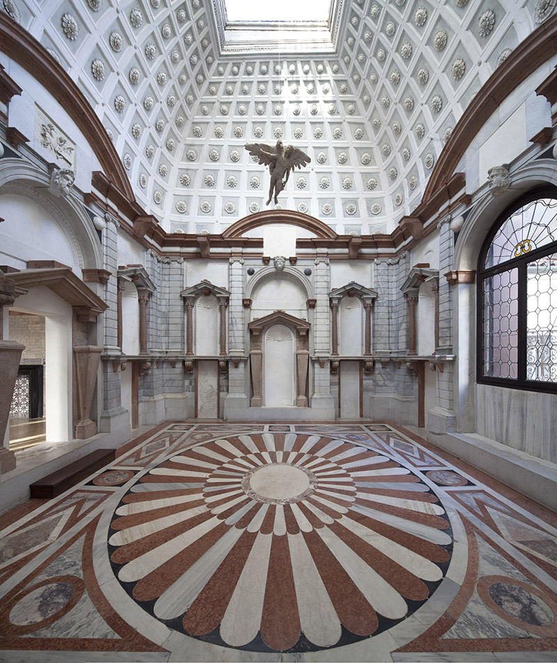 Museo di Palazzo Grimani - Evocative surfaces